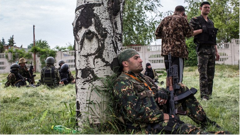 Боевики ожидают наступления ВСУ - фото 1