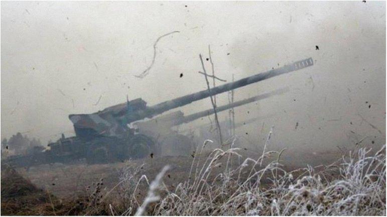 Террористы все чаще используют запрещенную минскими договоренностями артиллерию. - фото 1