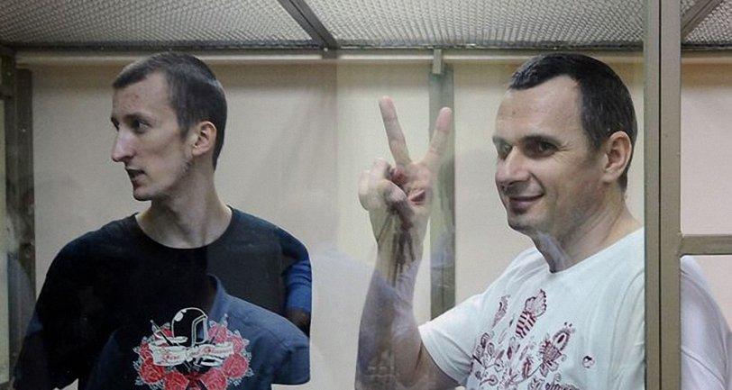 Весь мир следил за судилищем над Сенцовым и все ждут его освобождения - фото 1