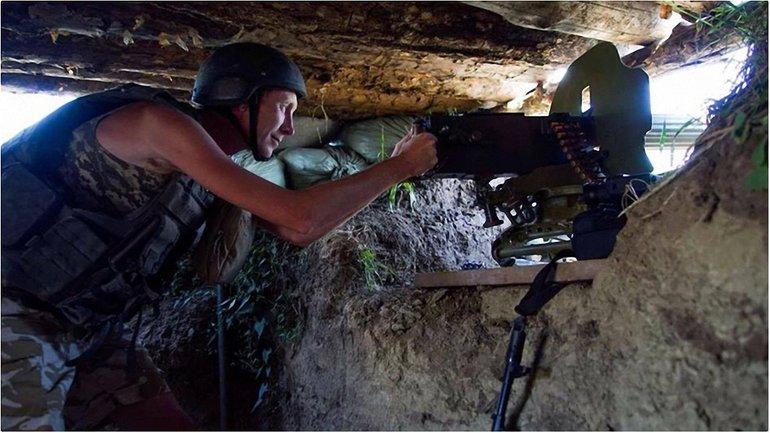 Украинские военные понесли потери, но отбивают все атаки террористов. - фото 1