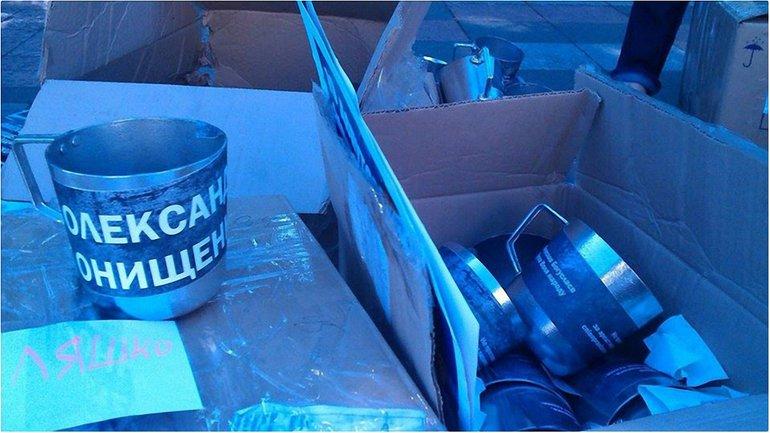 Чашки к бою - фото 1