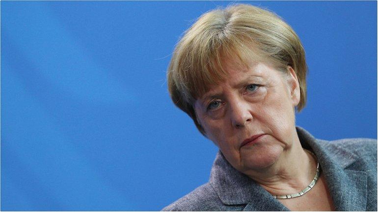 Меркель не видит в Украине условий для выборов на Донбассе - фото 1