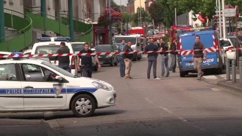 Очередной теракт во Франции  - фото 1