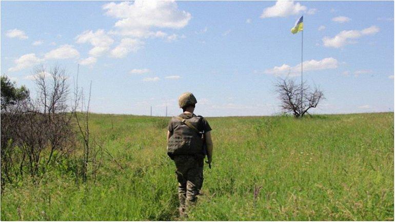 За сутки в зоне АТО погибли двое украинских военных - фото 1