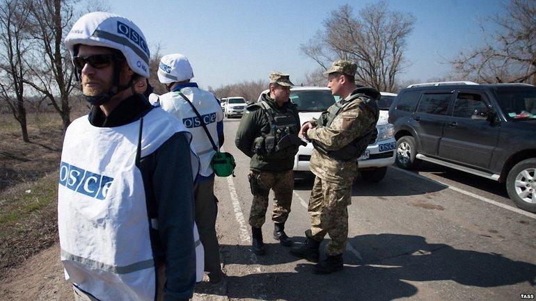 Боевики провоцируют воинов АТО на огонь, зная о перемещениях миссии ОБСЕ - фото 1