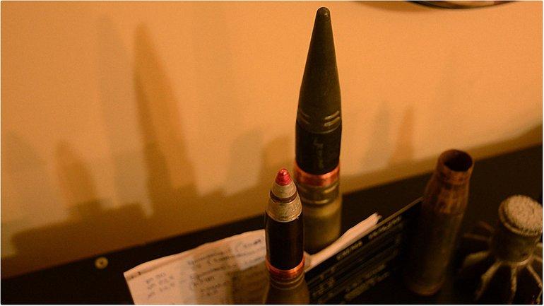 Во время утилизации взорвались патроны калибра 23 мм - фото 1