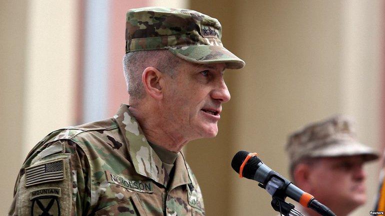 Генерал Николсон соболезнует семьям потерпевших - фото 1