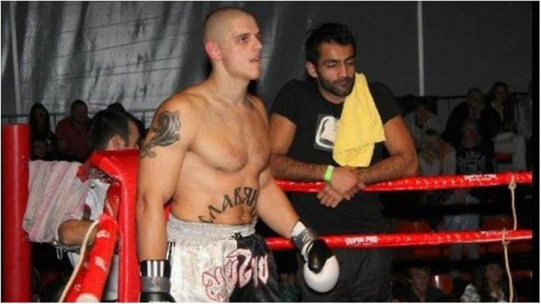 Юрия Вишневецкого опознали по характерной татуировке. - фото 1