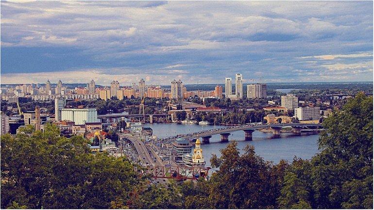 В Киеве наблюдается не смог, а мгла  - фото 1