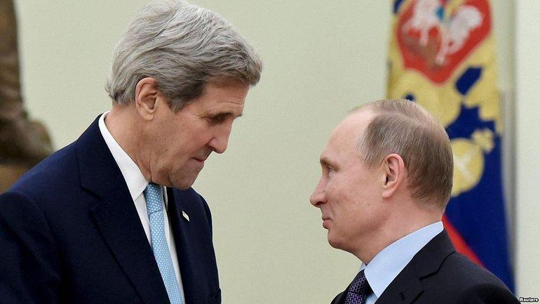 Керри считает, что будет диалог с Россией по Донбассу - фото 1