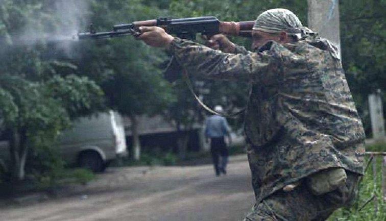 Боевики сбежали, как только получили отпор от ВСУ. - фото 1