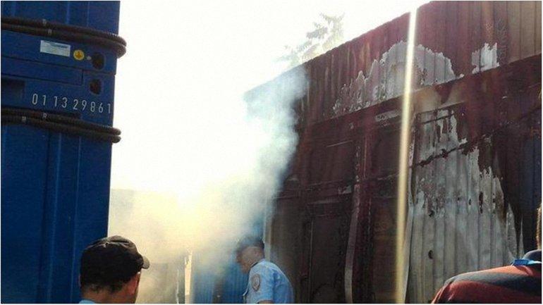 Во время пожара никто не пострадал. - фото 1