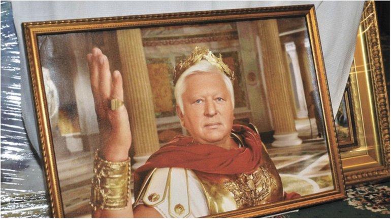 Прошнка в образе Цезаря - фото 1