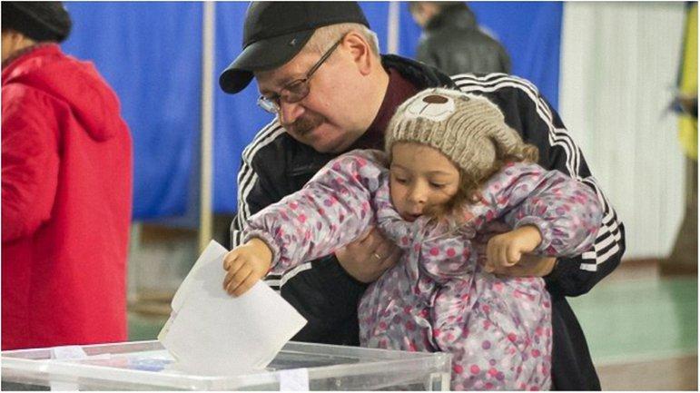 Точную явку избирателей в Луганской области пока не удаётся установить - фото 1