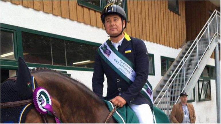 Онищенко готовится к Олимпиаде  - фото 1