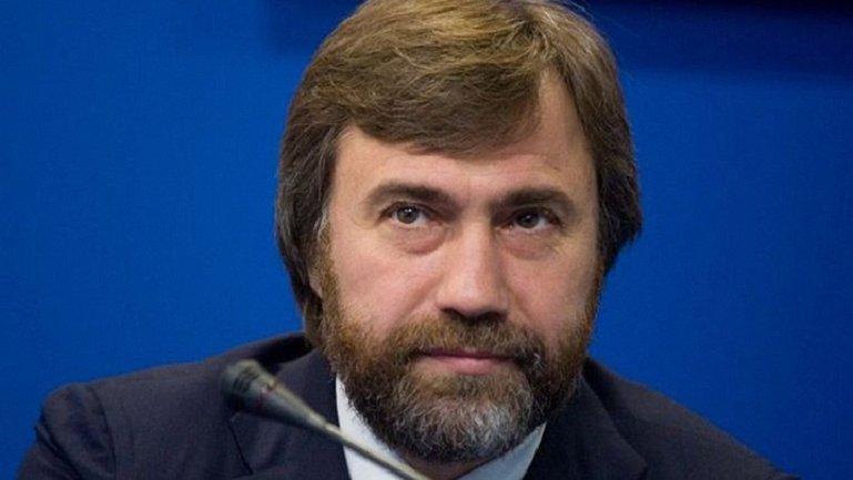 Юрий Луценко особое внимание уделил миллиардеру Новинскому - фото 1