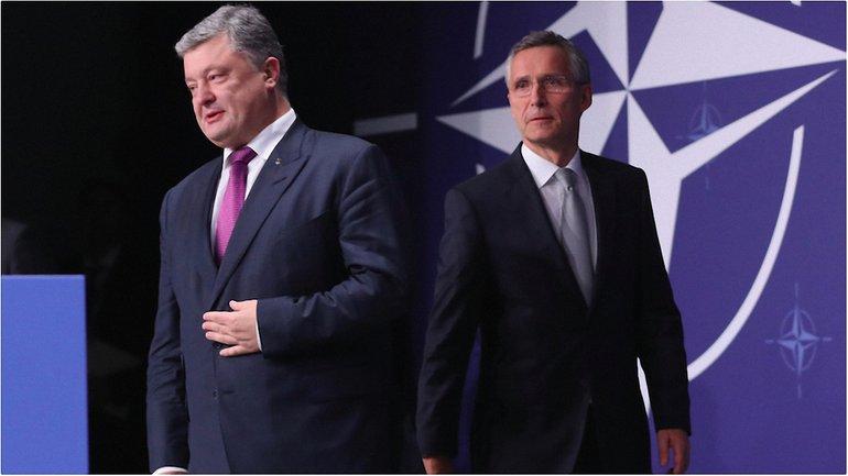 Порошенко считает, что Украина добилась чего хотела от НАТО - фото 1
