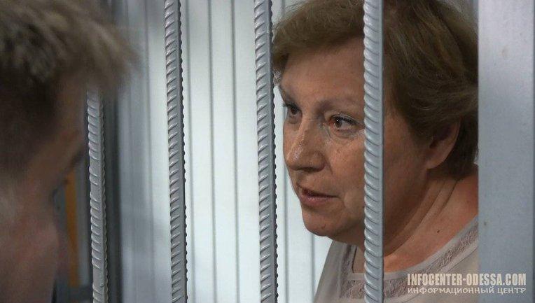 Александровскую взяли под стражу на 2 месяца  - фото 1