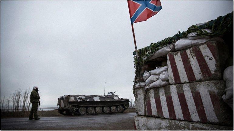Боевик сбежал из Донецка - фото 1
