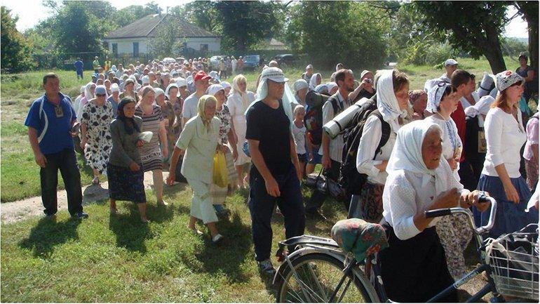Из-за наплыва прихожан УПЦ МП в Киеве перекроют дороги. - фото 1