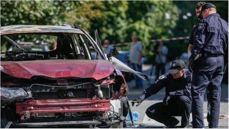 Под сиденьем водителя взорвалось устройство мощностью от 400 до 600 граммов тротила. - фото 1