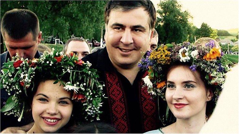Саакашвили остается - фото 1