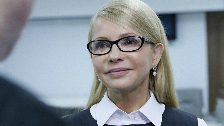 Тимошенко будет судиться с Кабмином и НКРЕКП - фото 1