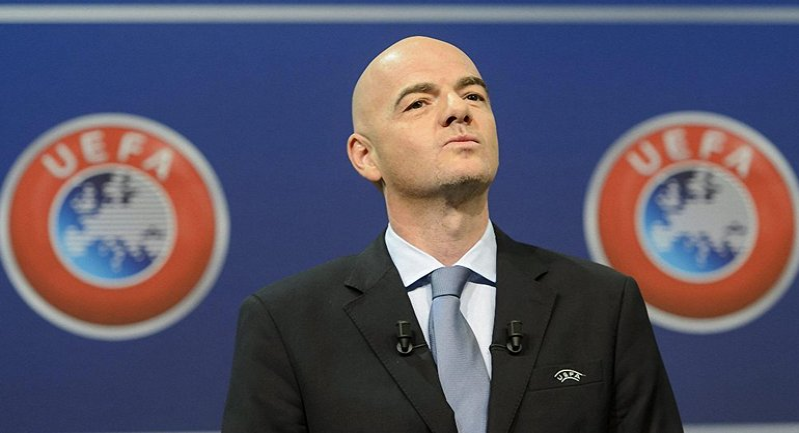 Скандал вокруг президента ФИФА - фото 1