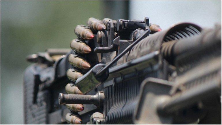 Более 700 патрнов было спрятоно в тайнике  - фото 1