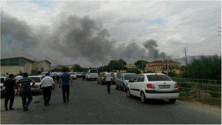 Из-за взрыва пострадали 20 человек - фото 1