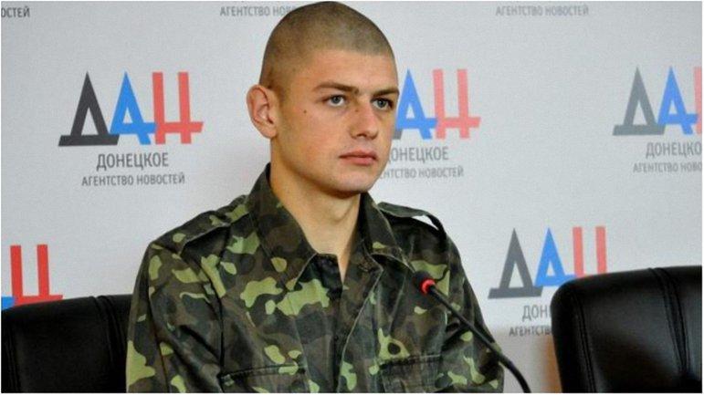 Террористы устроили пропагандистам встречу с задержанным украинским разведчиком. - фото 1