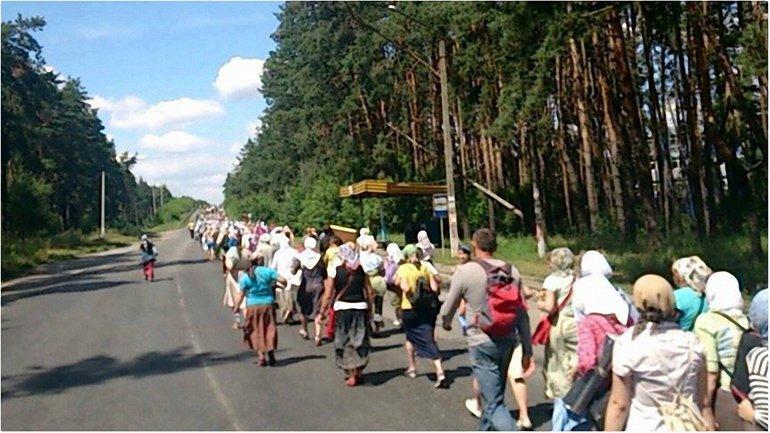 Крестный ход заполонит центр Киева - фото 1