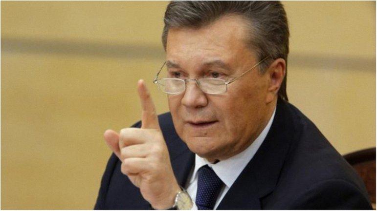 Виктор Янукович согласен дать показания в суде, но только по скайпу. - фото 1