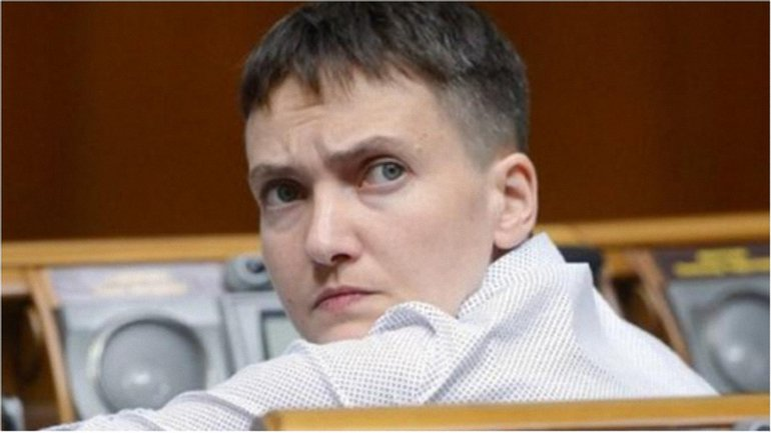 Надежда Савченко считает, что закон об амнистии участников АТО надо доработать. - фото 1