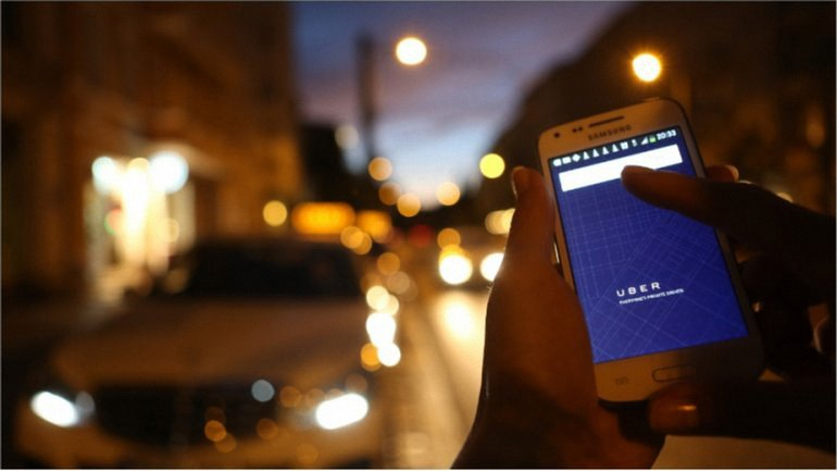 онлайн-сервис заказа такси Uber будет в Днепре - фото 1