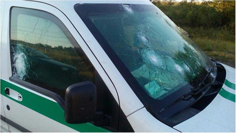 """Бойцы """"Азова"""" были задержаны после налета на инкассаторов в Запорожской области. - фото 1"""