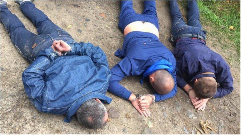 Преступники пойманы - фото 1