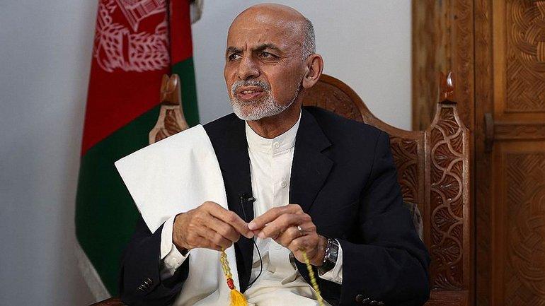 Президент Афганистана обратился к населению страны - фото 1