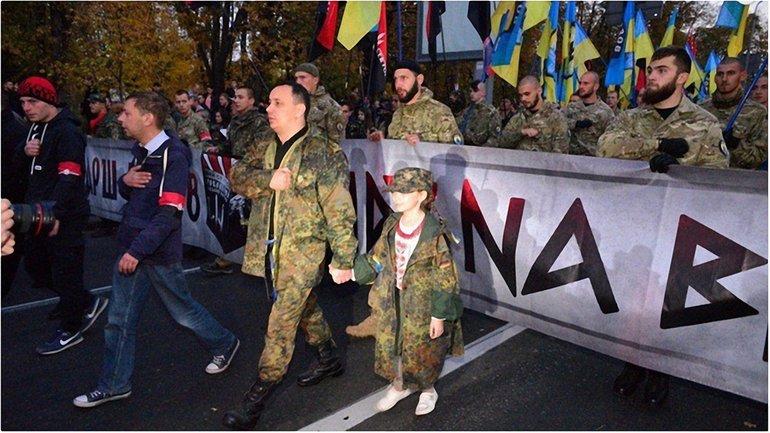 ОУН и другие группы людей хотят не пустить крестный ход в Киев - фото 1