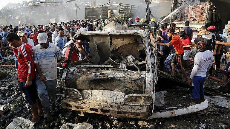 За теракт ответственность взяло ИГИЛ - фото 1