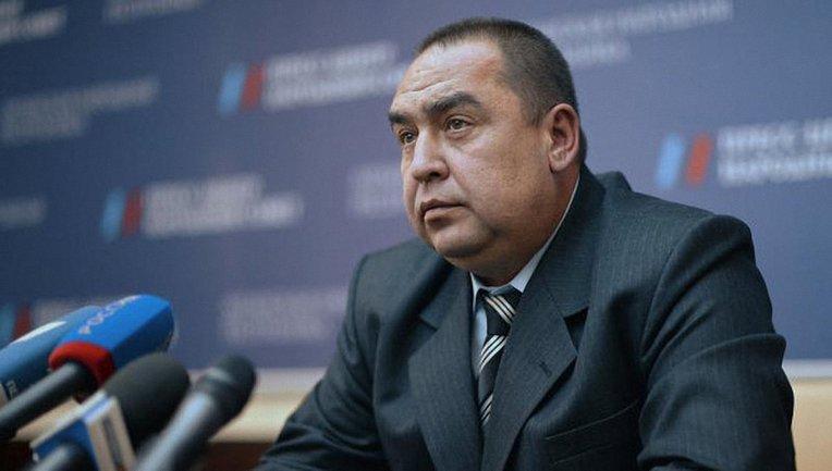 Плотницкий хочет переговоров с Савченко, но участвовать в них не будет из-за ее низкого статуса. - фото 1