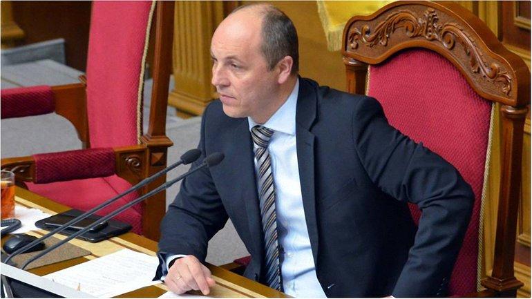 """Парубий пожелал """"воюющему парламенту"""" хорошей работы в комитетах - фото 1"""