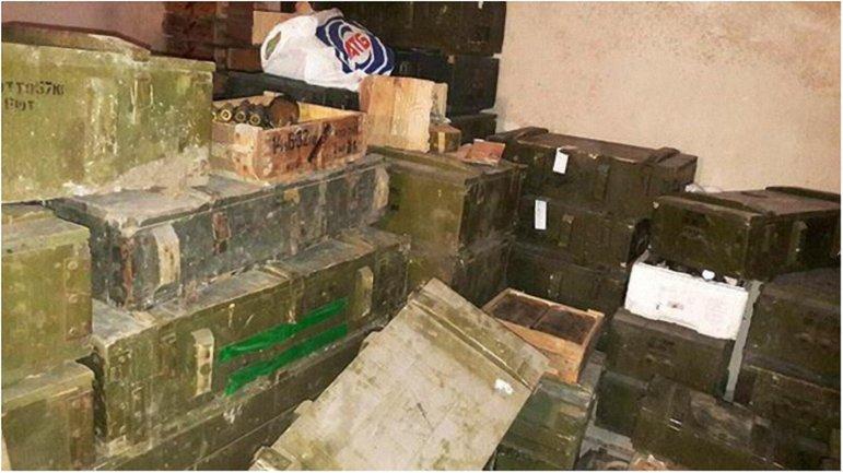 Правоохранители утверждают, что все оружие проходило процедуру оформления согласно закону. - фото 1