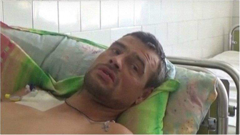 Боевик просит жену приехать в Украину - фото 1