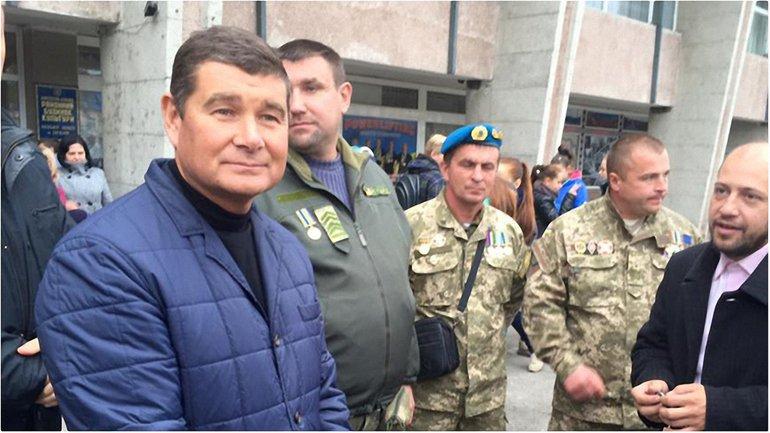 Пока Луценко недоволен текстом подозрение Онищенко - сам Онищенко находится в Австрии  - фото 1