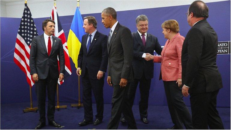 Порошенко просит помощи в деокупации Крыма - фото 1