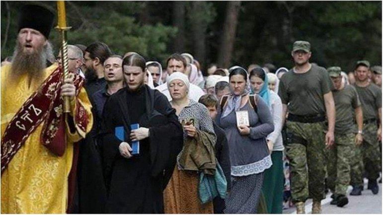 В Киевском патриархате допускают попытки провокаций во время крестного хода. - фото 1