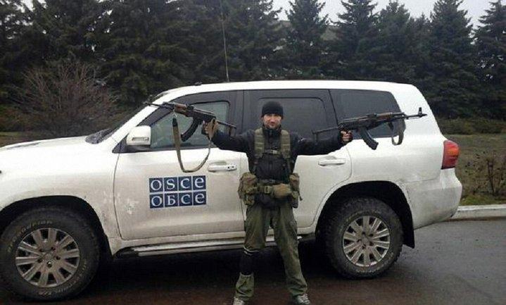 Захарченко игнорирует тербования ОБСЕ обсудить угрозы в адрес наблюдателей - фото 1