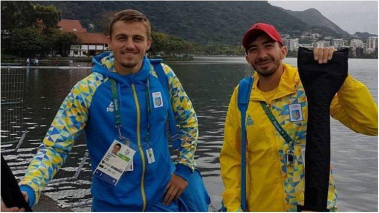 Украинский дуэт занял третье место на дистанции 1000 м - фото 1