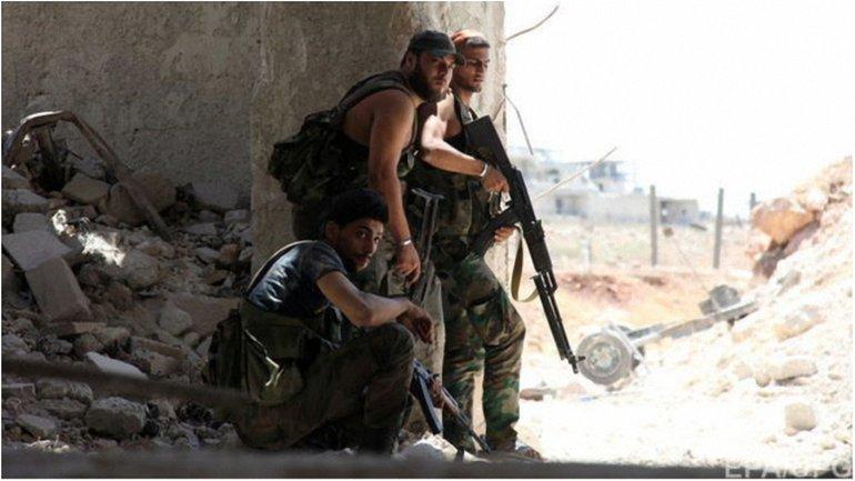 Террористы покинули сирийский Манбидж - фото 1